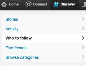 How to find follower on Twitter