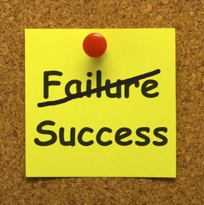 Reasons for blog failure