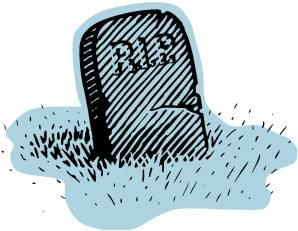 death of corporate websites